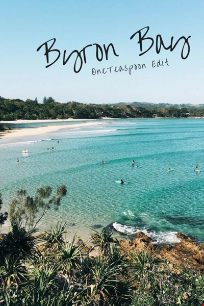 THE ONETEASPOON GUIDE TO BYRON BAY
