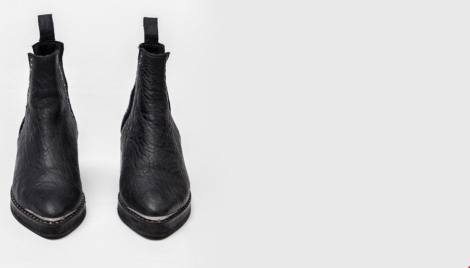 SUPERIOR LEATHER CHELSEA BOOT